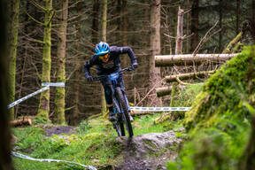 Photo of Zack HARROP at Kirroughtree Forest