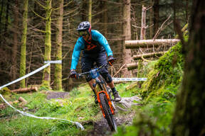 Photo of Sam HOLMES at Kirroughtree Forest