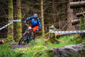 Photo of Christopher WILKINSON at Kirroughtree