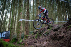 Photo of Joe WHITBY at Kirroughtree