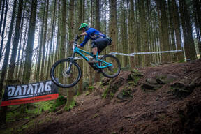 Photo of Josh MAXWELL (1) at Kirroughtree Forest