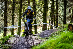 Photo of Sean GIBSON at Kirroughtree