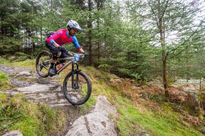 Photo of Dave PARFITT at Kirroughtree