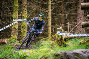 Photo of Lloyd HEWER at Kirroughtree