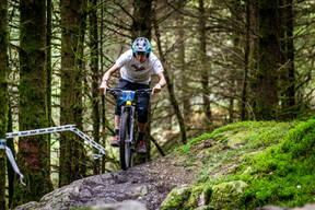 Photo of Ruben CHALMERS at Kirroughtree Forest