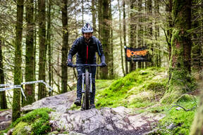 Photo of Steve MCCOLM at Kirroughtree