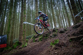 Photo of Melissa PEARSON at Kirroughtree Forest