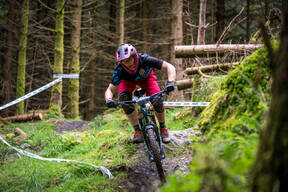 Photo of Michael MCCLUSKEY (1) at Kirroughtree Forest