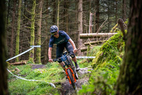Photo of Jack HARKER at Kirroughtree