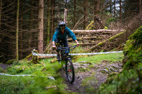 Photo of Sam BARRETT (mas) at Kirroughtree