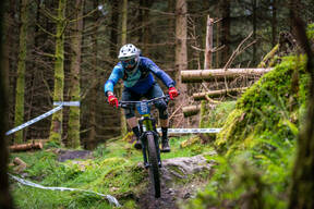 Photo of Mark HARRISON at Kirroughtree