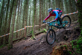 Photo of Daniel PARFITT at Kirroughtree Forest
