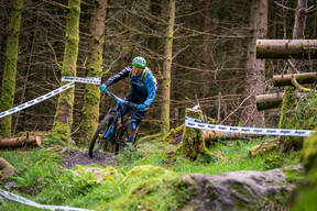 Photo of Kirk HOWIE at Kirroughtree Forest