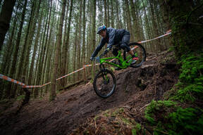 Photo of Nigel TODD at Kirroughtree Forest