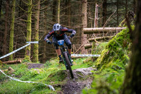 Photo of Josh NOBLE at Kirroughtree