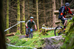 Photo of Kevin WYMAN at Kirroughtree