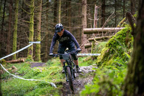 Photo of Jon BLOOMER at Kirroughtree Forest