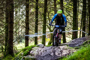 Photo of Darren HALL at Kirroughtree Forest