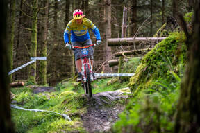 Photo of Kate RATCLIFFE at Kirroughtree
