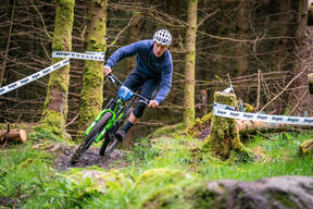Photo of Oliver DRAFFAN at Kirroughtree Forest