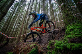 Photo of Isaac KING at Kirroughtree Forest