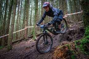Photo of Max BOARDMAN at Kirroughtree Forest