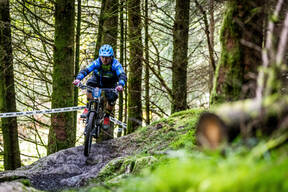 Photo of Daniel HATTON at Kirroughtree Forest