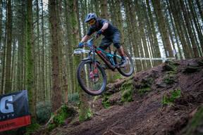 Photo of Brett JACKSON at Kirroughtree