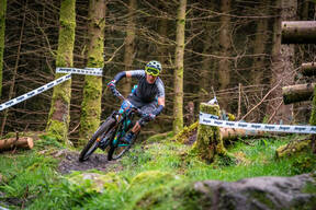 Photo of Gareth SMITH (gvet) at Kirroughtree Forest