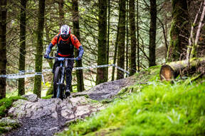 Photo of Gary CROSSKEY at Kirroughtree Forest