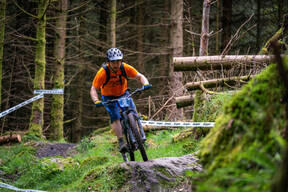 Photo of Laurence FIELDING at Kirroughtree Forest