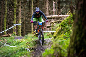 Photo of Sam BOLER at Kirroughtree Forest