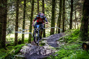 Photo of Max BOWEN at Kirroughtree Forest