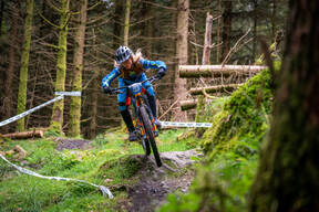 Photo of Leah TULLOCH at Kirroughtree Forest