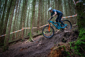 Photo of Gareth MONTGOMERIE at Kirroughtree Forest