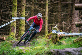 Photo of Josh MORRIS (elt) at Kirroughtree Forest
