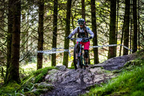 Photo of Katie MAY at Kirroughtree Forest