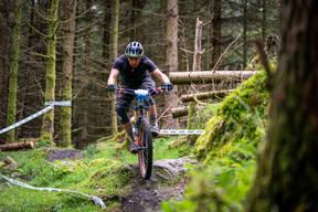 Photo of Matt GARSIDE at Kirroughtree Forest