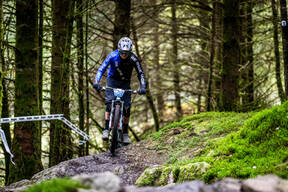 Photo of Zac ARMSTRONG at Kirroughtree Forest