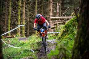 Photo of Jason WOOD (vet) at Kirroughtree Forest
