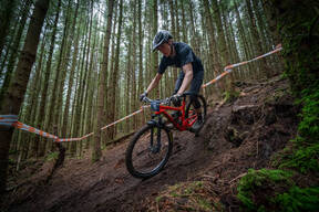 Photo of Blair KEMP at Kirroughtree Forest