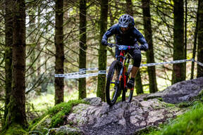 Photo of Rob CARR at Kirroughtree