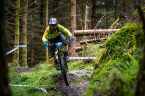 Photo of Graeme MCCART at Kirroughtree Forest