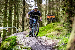 Photo of Heath ACKROYD at Kirroughtree Forest