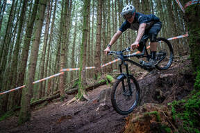 Photo of Mat WRIGHT at Kirroughtree
