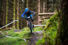 Photo of Andrew HOPKINS (gvet) at Kirroughtree