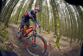 Photo of Robert BUYERS at Kirroughtree Forest