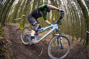 Photo of Chris HELSON at Kirroughtree