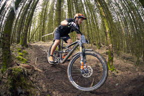 Photo of Craig MACEY-LILLIE at Kirroughtree Forest