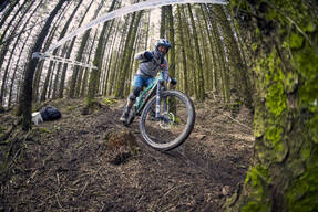Photo of Jonathan RILEY at Kirroughtree Forest
